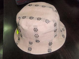 モニプリの帽子